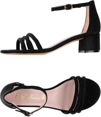 Pretty Ballerinas Sandals