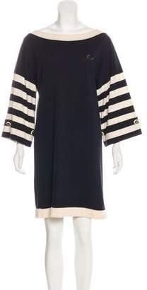 Chanel Knit Mini Dress w/ Tags