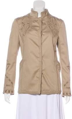 Ermanno Scervino Casual Cotton Jacket