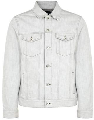 Off-White Natural Selection Livingstone Denim Jacket