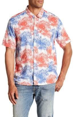 Obey Shattered Short Sleeve Regular Fit Shirt