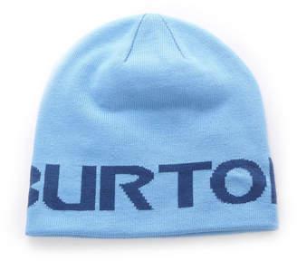 Burton (バートン) - バートン BURTON ニット帽 BILLBOARDニット ブルー