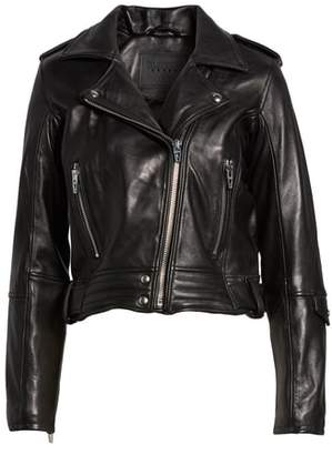 Blank NYC BLANKNYC Real Leather Moto Jacket