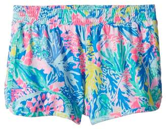 Lilly Pulitzer Ceclie Shorts Girl's Shorts