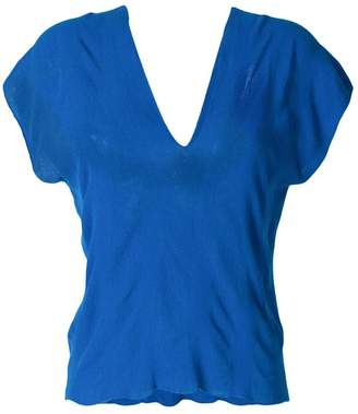Pierantonio Gaspari Pierantoniogaspari stretch V-neck top