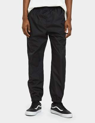 Stussy Side Pocket Nylon Pant in Black