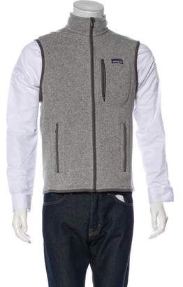 Patagonia Knit Vest Sweater