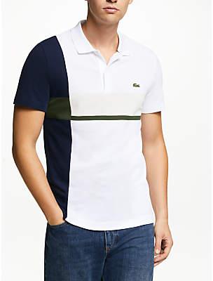 6029570c Lacoste Short Sleeve Cotton Shirt - ShopStyle UK