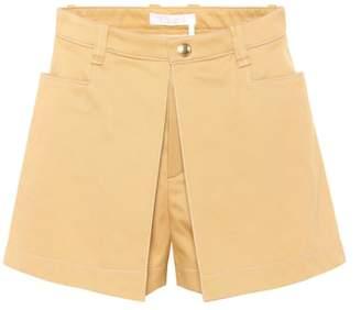 Chloé Cotton shorts