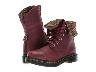 Dr. Martens Aimilita 9-Eye Toe Cap Boot