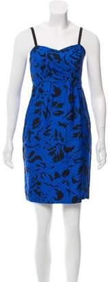 Yumi Kim Silk Mini Dress