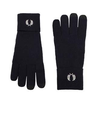 Fred Perry Authentics Merino Wool Gloves