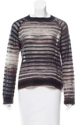 A.L.C. Stripe Wool Sweater