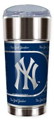 MLB New York Yankees 24 oz. Vacuum Insulated Stainless Steel EAGLE Party Cup