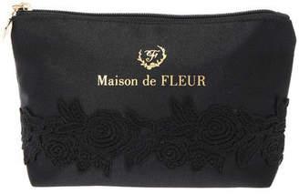 Maison de Fleur (メゾン ド フルール) - Maison de FLEUR 【美人百花6月号掲載】・ローズレースポーチ