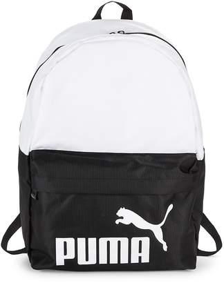 Puma Evercat Lifeline Backpack - Black-white