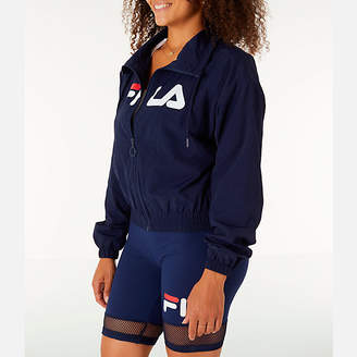 Fila Women's Natalie Full-Zip Wind Jacket