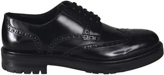 Dolce & Gabbana Chunky Sole Derby Shoes