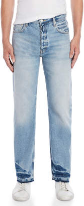 Sandro Vintage-Inspired Light Wash Jeans