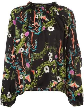 Cynthia Rowley Windsor blouse