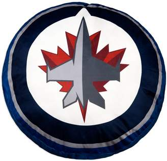Nhl NHL Winnipeg Jets Logo Pillow