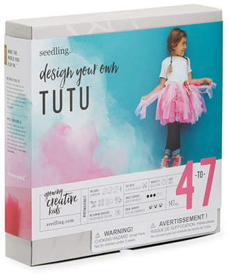 Your Own Seedling Design Tutu Kit