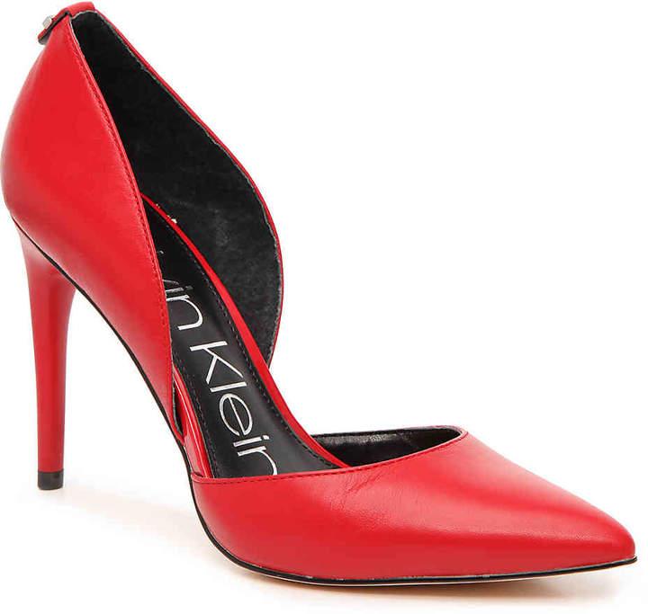 Calvin Klein Women's Sebrina Pump