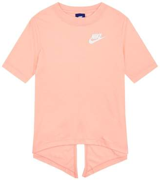 Nike Slit Logo T-Shirt