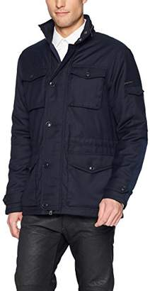 Armani Exchange A|X Men's Multi-Pocket Utlity Jacket