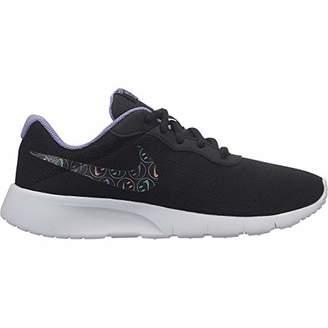 Nike Boys' Tanjun Print (Gs) Track & Field Shoes