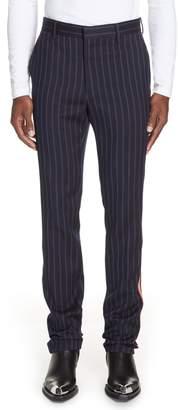 Calvin Klein Stripe Uniform Pants