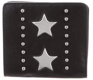 Rebecca Minkoff Embellished Snap Wallet w/ Tags