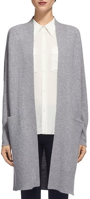 Whistles Boiled Wool Cardigan $250 thestylecure.com