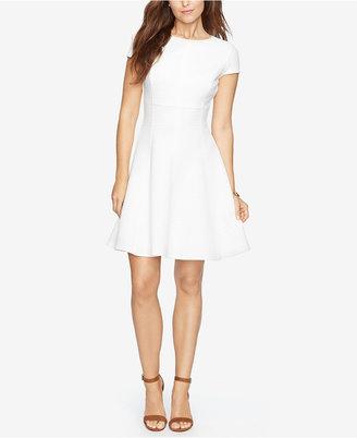 American Living Chevron Jacquard Dress $79 thestylecure.com