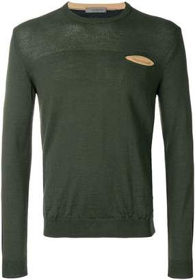 Manuel Ritz crew neck jumper