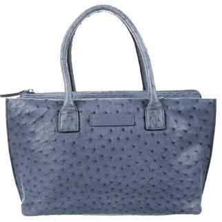 Brunello Cucinelli Ostrich Handle Bag