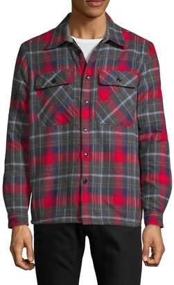 Vstr Premium Flannel Faux Fur-Lined Shirt