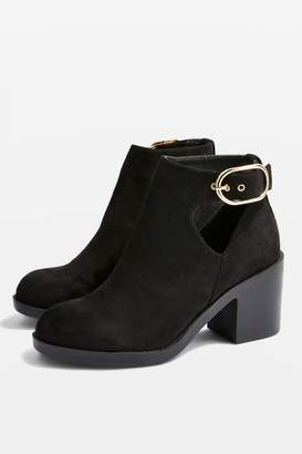Topshop WIDE FIT BERLIN Ankle Boots