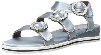 Marc by Marc Jacobs Women's Charlotte Strass Buckle Sandal