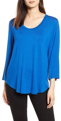 Michael Stars Bell Sleeve Scoop Neck Tee