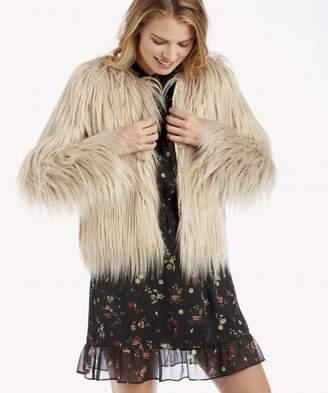 Sole Society Faux Fur Jacket