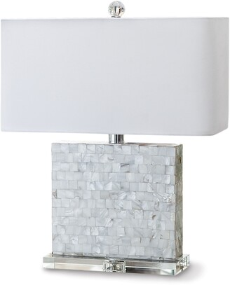 REGINA ANDREW Bliss Mother-of-Pearl Table Lamp
