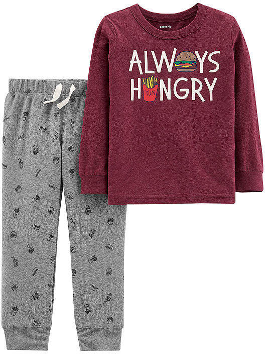 CARTERS Carter's 2-pc. Pant Set Boys