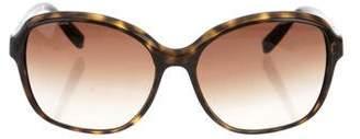 Prada Tortoiseshell Acetate Sunglasses