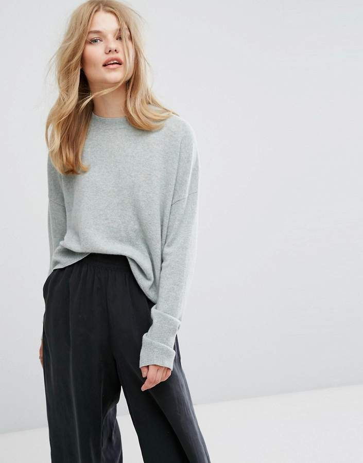 Weekday Cashmere Knit Sweater