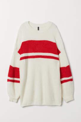 H&M Knit Sweater - White