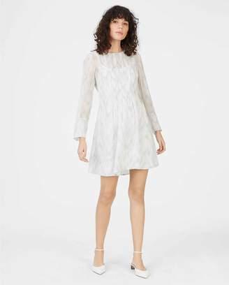 Club Monaco Delaynee Silk Dress
