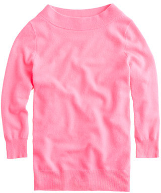 Collection cashmere bateau sweater