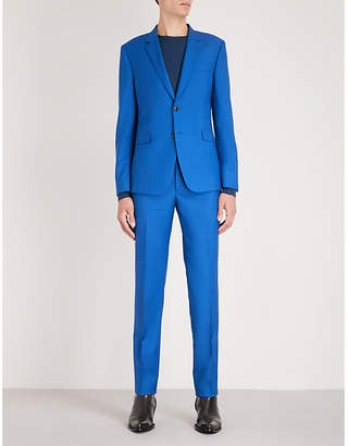 Paul Smith Kensington-fit wool and mohair-blend suit