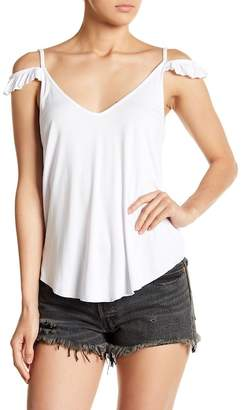 Chaser Cold Shoulder Blouse